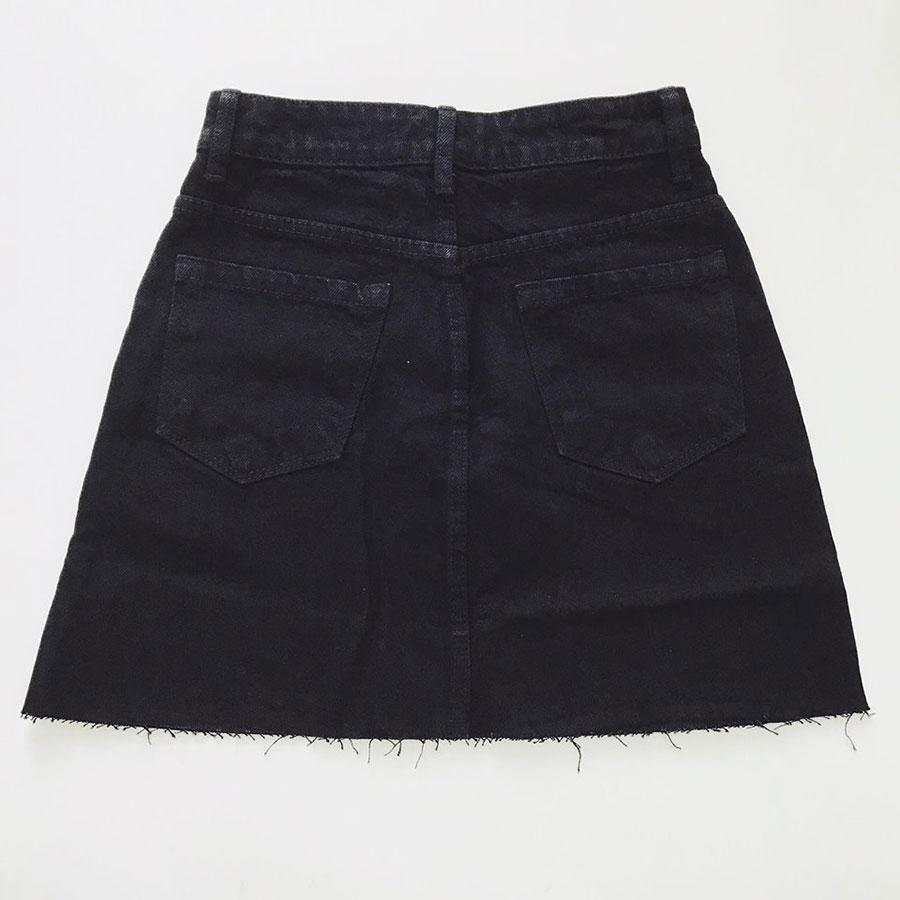 chân váy jeans asos 5