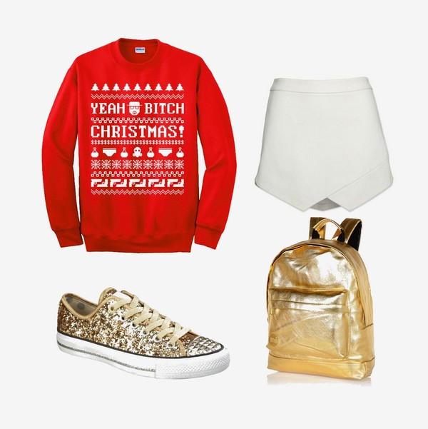 gợi ý Mix đồ Giáng sinh 3
