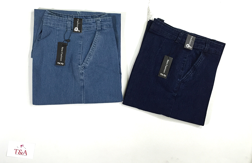 quần jean nữ ống suông 05