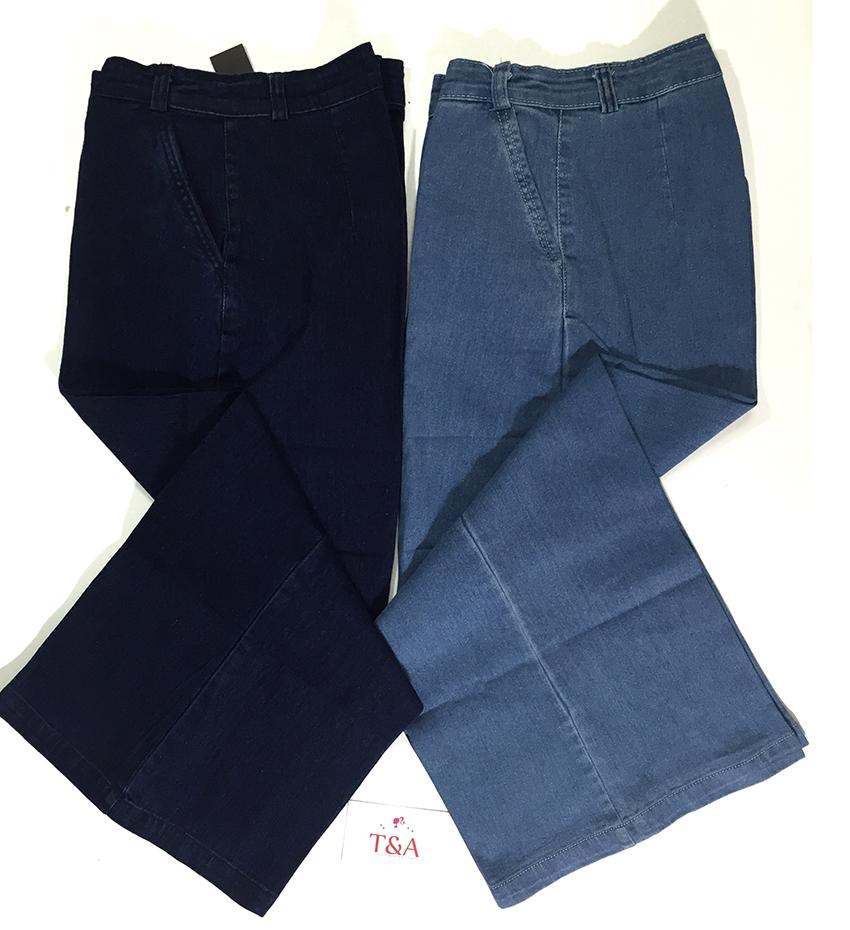 quần jean nữ ống suông 08