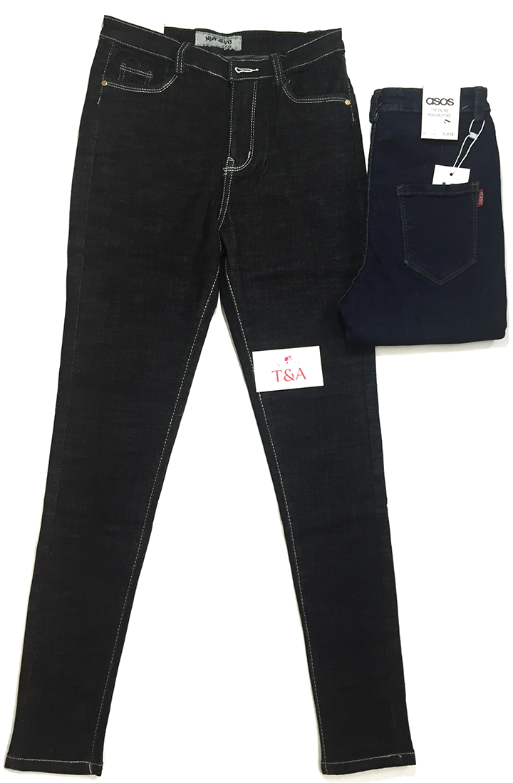 quần jean nữ xước 10