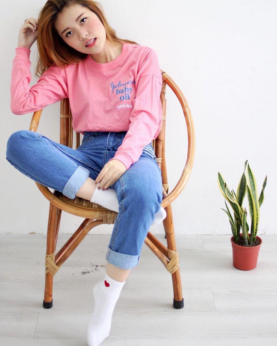 quần jean baggy
