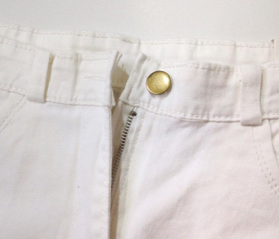 quần short jeans giả váy 9