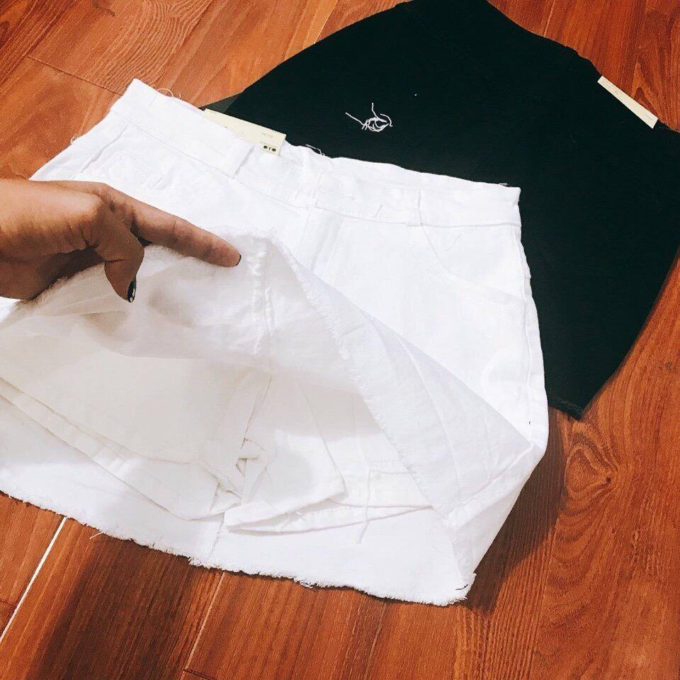 quần váy jeans asos 4
