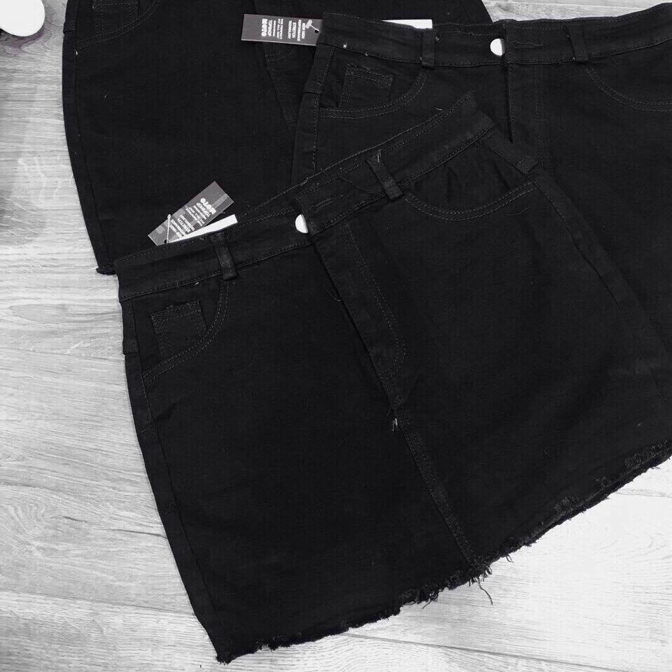 Quần váy jeans ASOS 8