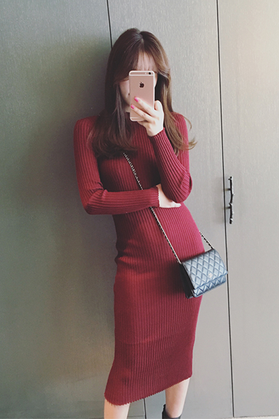 Đầm Hitz Dress tay dài